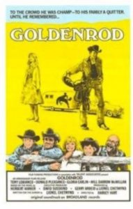 Goldenrod Poster