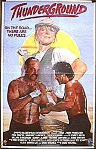 Thunderground Poster